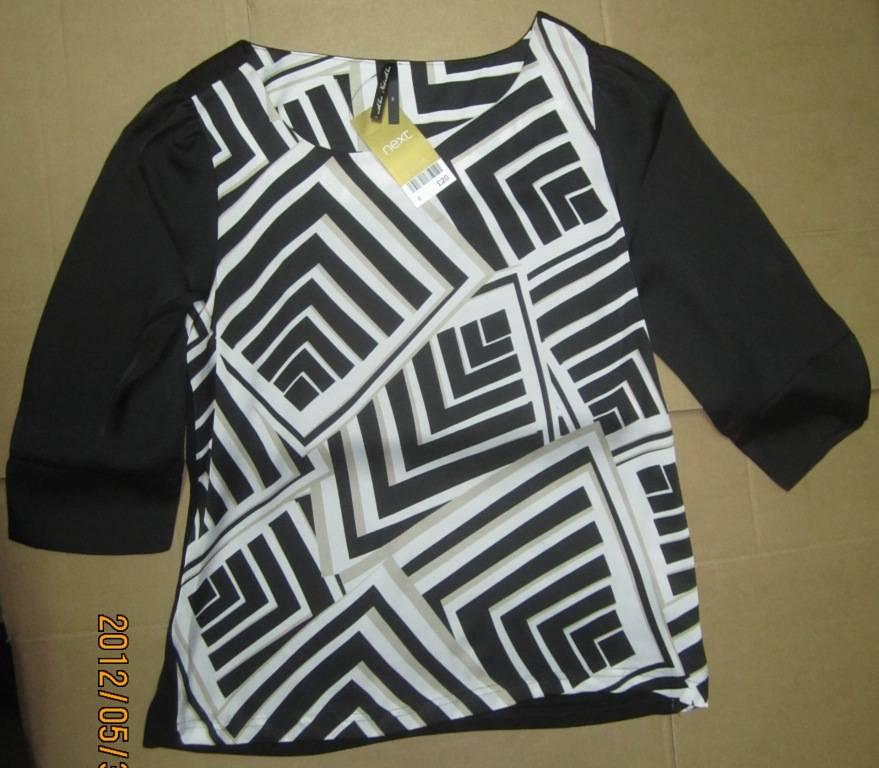 NEXT ladies blouse 25,000 pcs