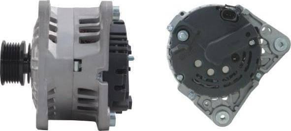 Audi alternator