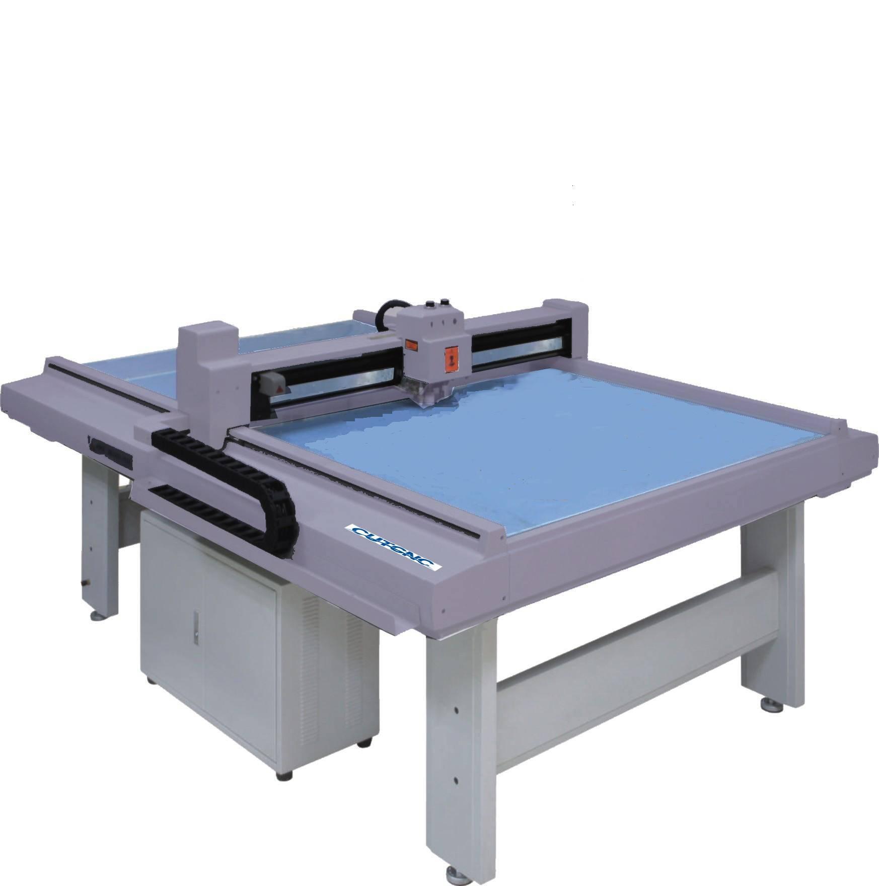 sticker cutting machine cut Cardboard, plastic board, foam board, kraft paper, fibre, PVC, PP, PS