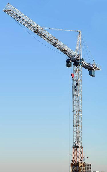 QTZ63(5610) Tower Cranes