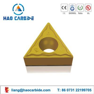 carbide milling insert
