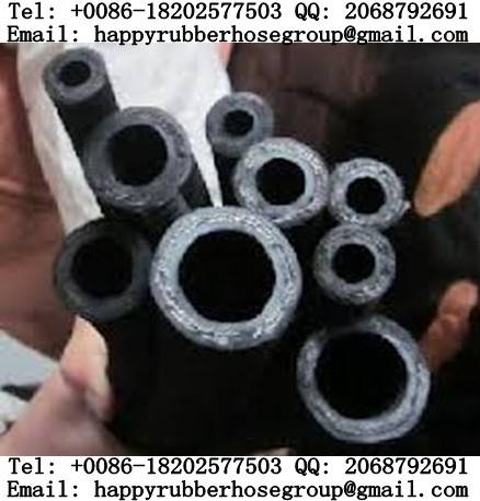 Double Wire Braid Hydraulic Rubber Hose (2SN/R2AT), Hydraulic Brake Hose