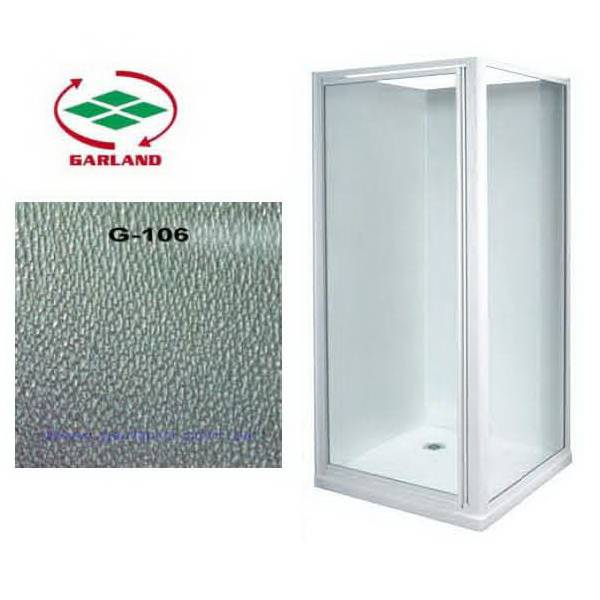 GPPS patterned plastic sheet (G-106)