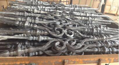 Wrought iron/Forged Steel Picket