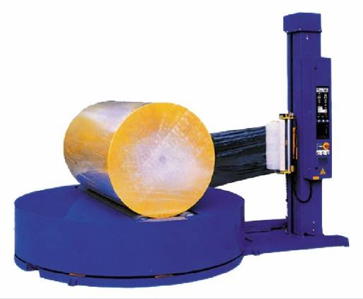 Stretch Wrapping Machine For Reel (ST-SWM-II)