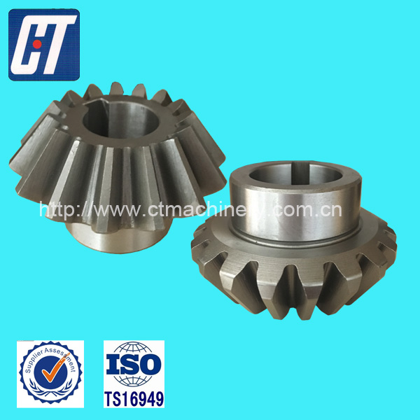 Stainless Steel Spur Gear Pinion with OEM Quality
