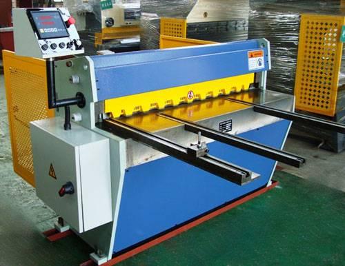 QH11D True cut-Mechanical Shearing Machine