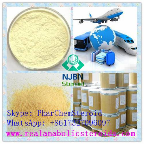 Pharmaceutical Raw Materials Furazolidone CAS 67-45-8 for Diarrhoea and Enteritis