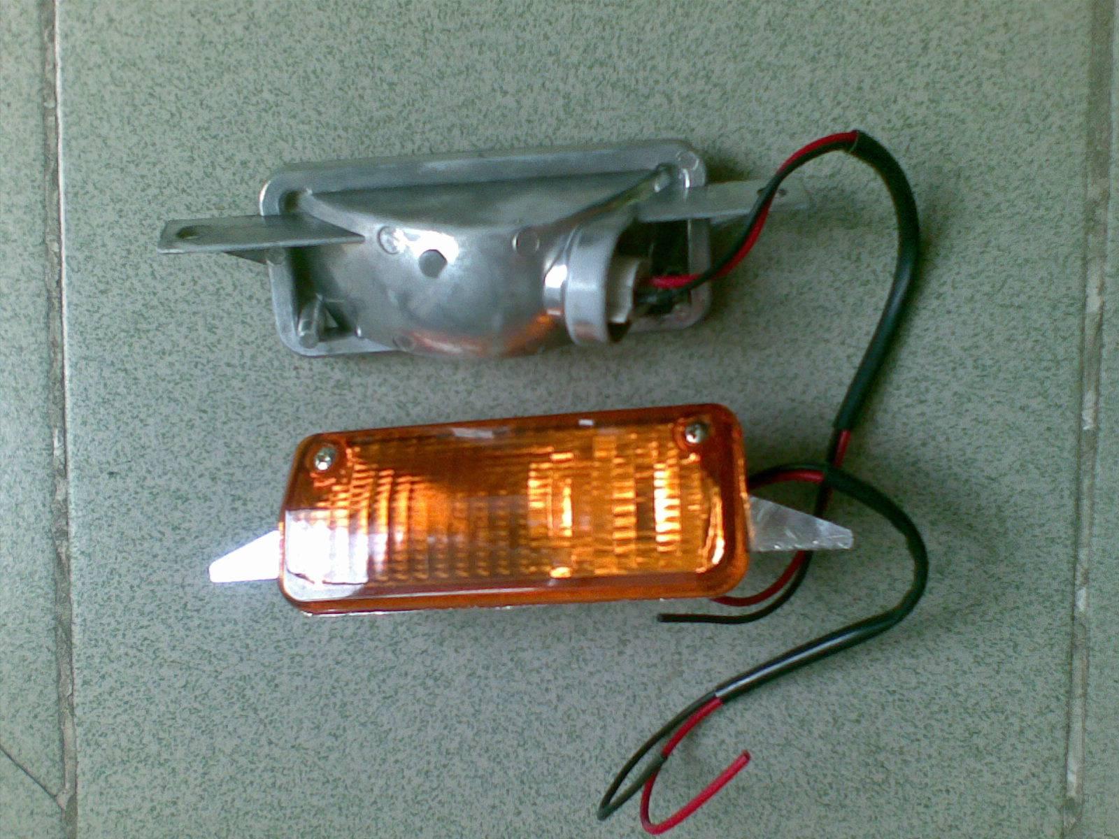 MK2 ESCORT FRONT INDICATOR LAMP
