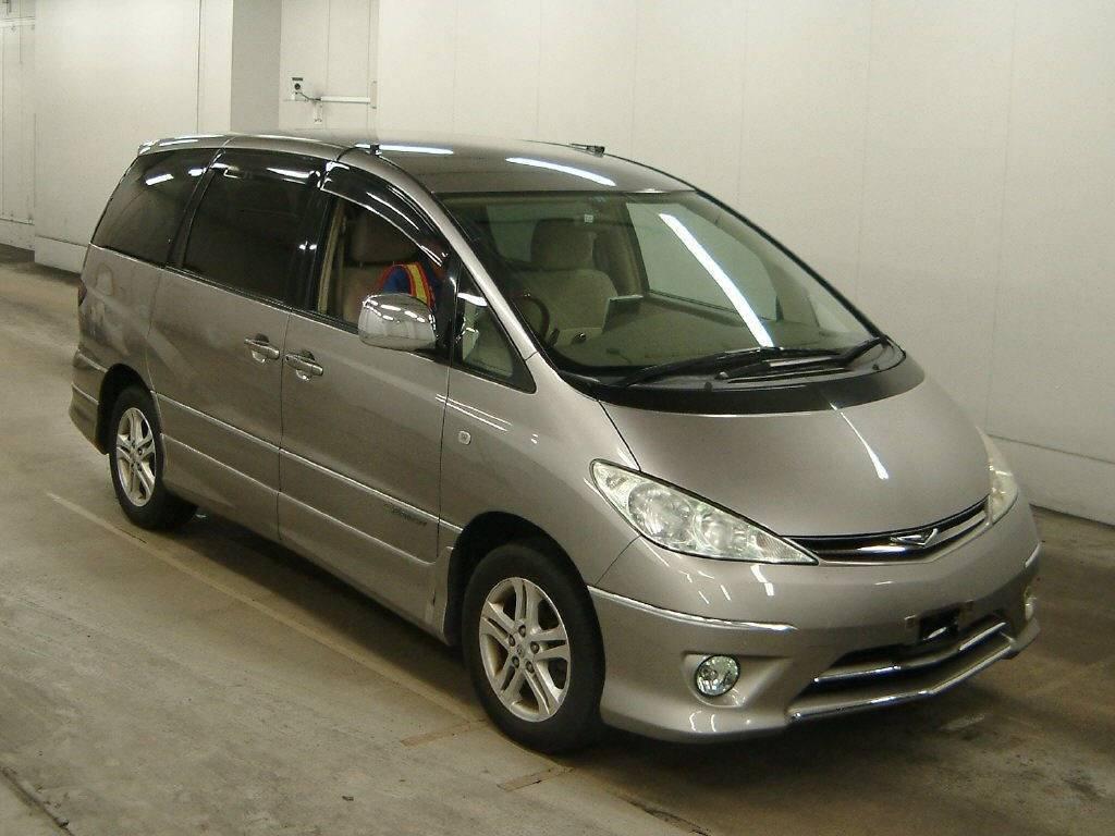 Used Toyota Estima / Year 2000-2004