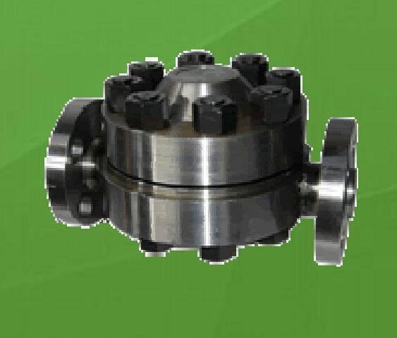 High-temperature-pressure disc type steam trap