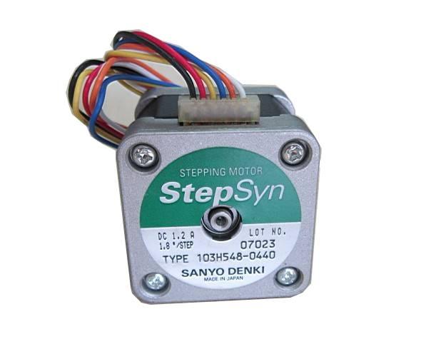 Sanyo stepping motor 103H548-0440