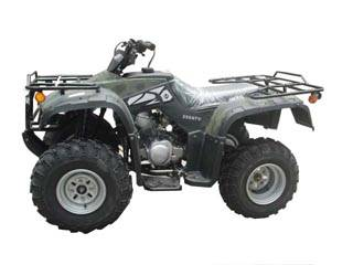 Loncin 250CC QUAD ATV, BODY COVER PLASTIC Manufacturer