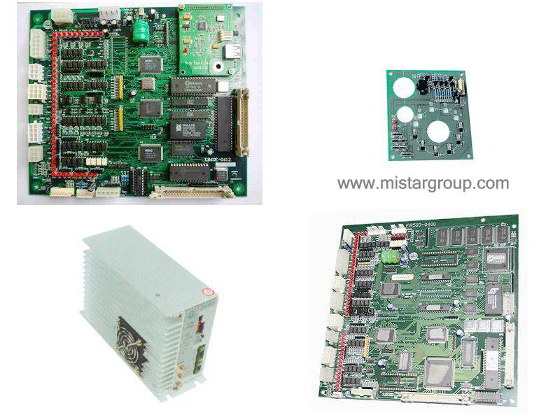 dahao embroidery machine boards