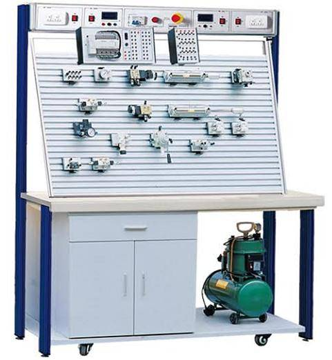 Sell ZM608DP Electrical,Pneumatic Control Technology Training Equipment