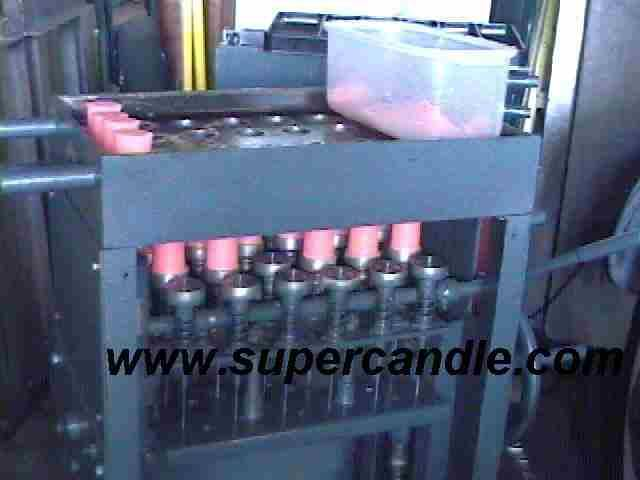 Candle Making Machine, Candle Moulding Machine, Candle Molding Machine, Candle Production Mold