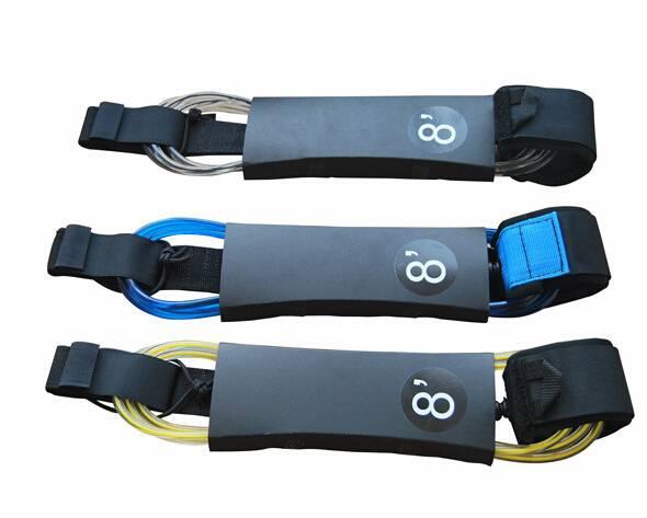 custom surf leash,OEM surf leash,save surf leash,surf with leash