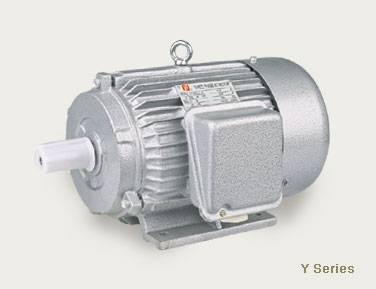 Y Series 3-phase Motor