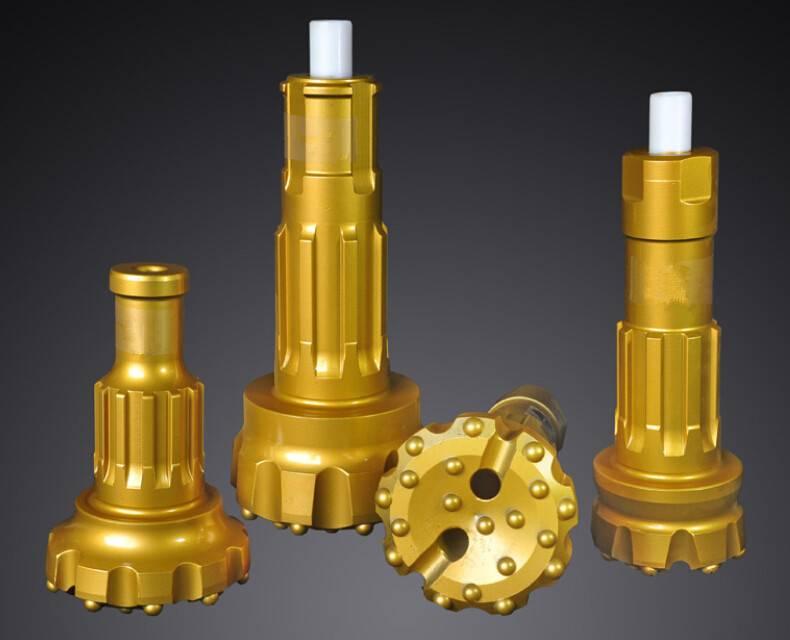 DTH Hammer, DTH Bit, Air Pressure Drill Bit