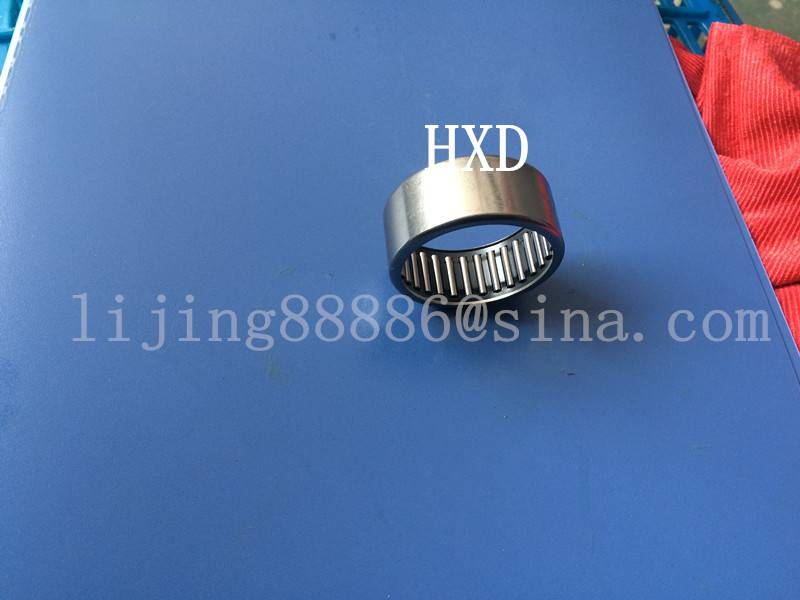 DL610,DL810 Full complement drawn cup needle roller bearings
