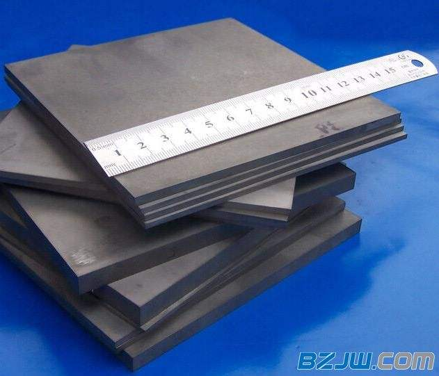 pure tungsten products(sheet)