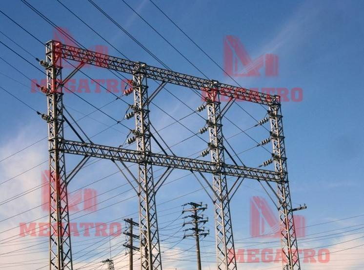 substation structure (MG-ES021)