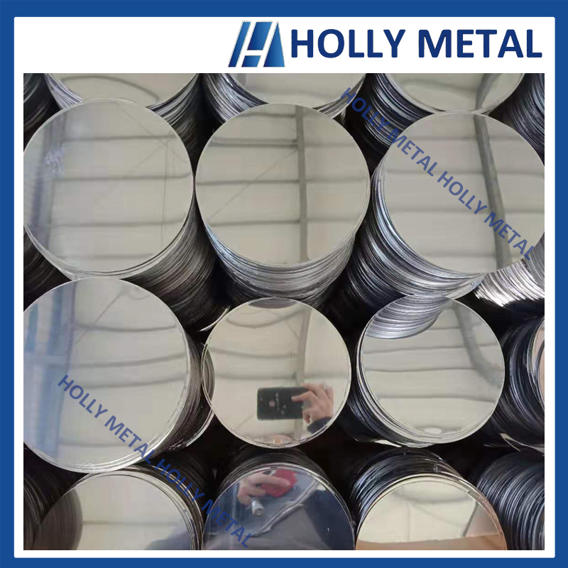 Stainless Steel Cold Rolled Grade 410 430 Circle Disc
