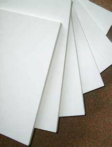 High Quality White Polyester Plywood
