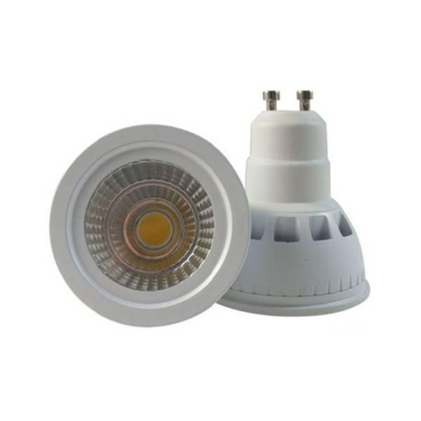CE Approved 5W White COB GU10 LED Spot Light