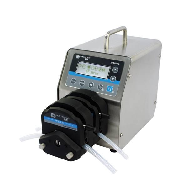 BT600S speed control peristaltic pump