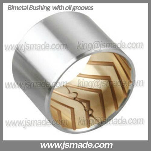 Bimetal bushings mechanical bushings