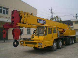 used mobile crane kato nk300,kato used truck crane30t