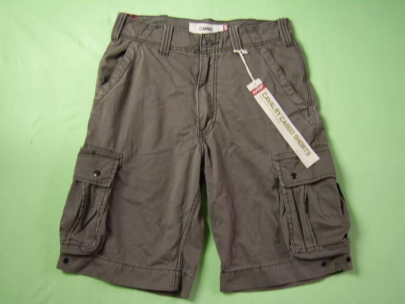 Re: Levis, Dockers Men's Shorts
