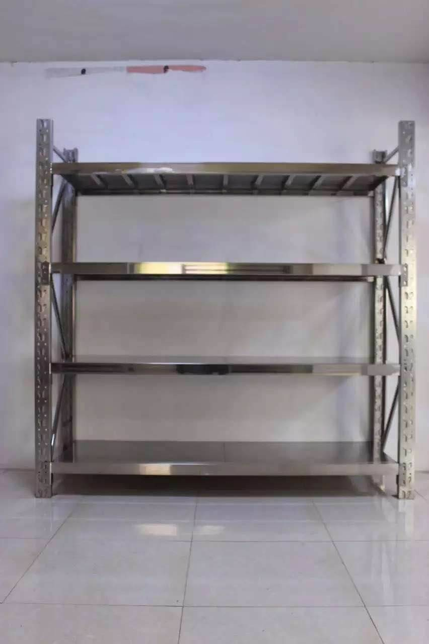 the shelf for food or cold storage