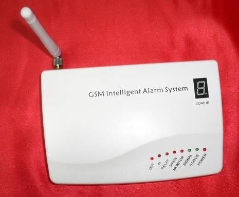 GSM alarm host (GSM-V35)