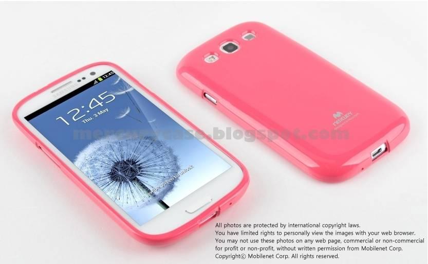 Mercury Jelly Case for Samsung Galaxy S3(M440S)