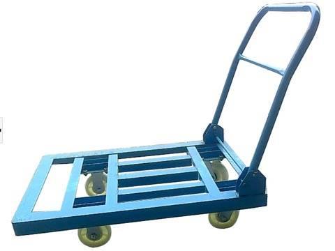 folding heavy duty tool hand trolley /hand push car