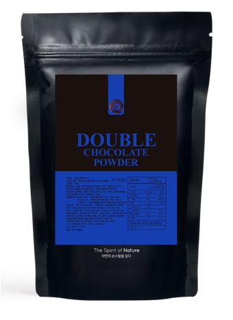 Double Chocolate Powder