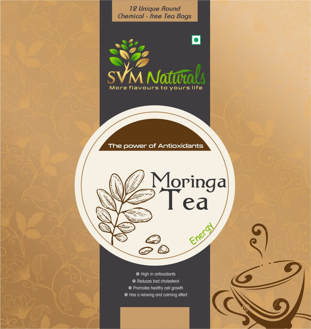 Moringa Tea Bags Exporters From India