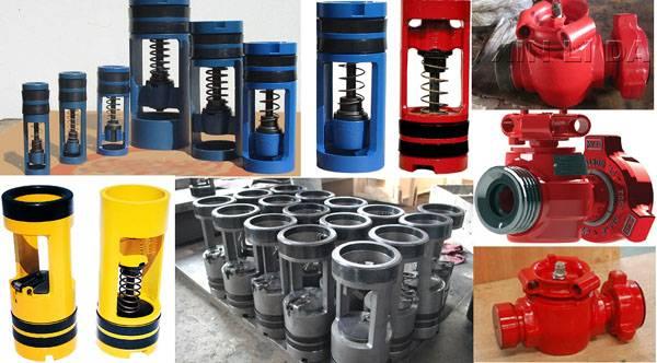 Drill Pipe Float valve & repair kits
