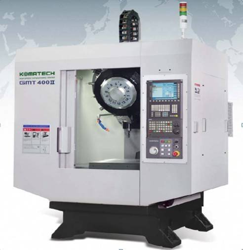 High speed and accuracy Tapmachining Center