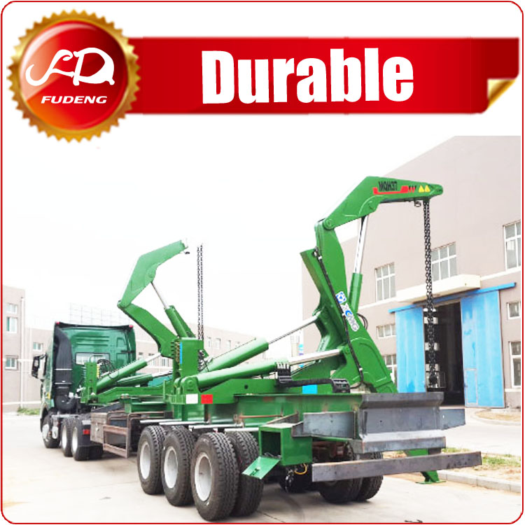 Container side loader container truck side loading container side lifter for sale