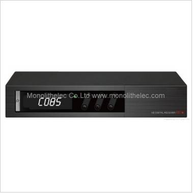 Google TV HD Android Satellite Receiver Box