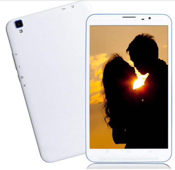 Wholesale chinese 8 inch IPS capacitive touch screen dual sim tablets