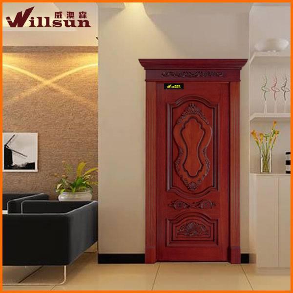 solid wood interior door for villa