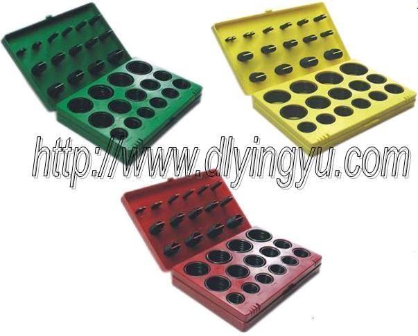 Sell o-ring kits 5A(382pcs), 5B(382pcs), 5C(386pcs), 8B(407pcs), 8C(419pcs) etc.