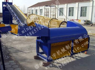 SK - 6 type palm wrecks machine