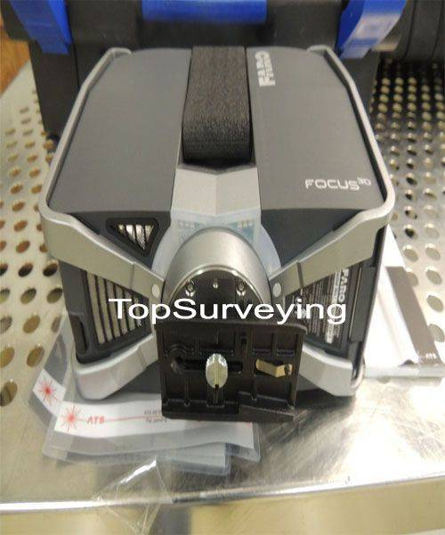 Faro Focus S120 3D Laser Scanner