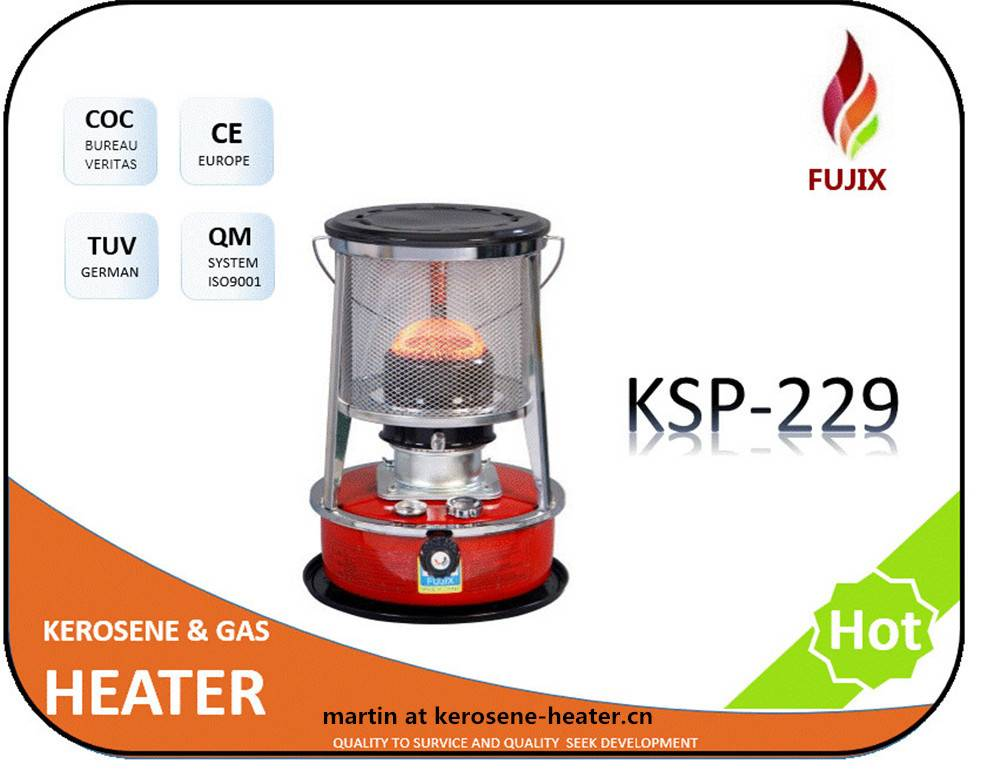 Good quality and best price kerosene heater KSP--229