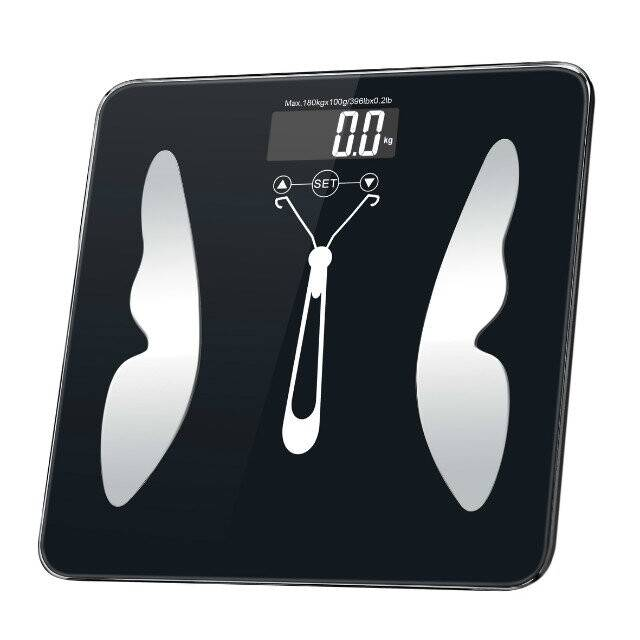 Popular Butterfly Style Digital Body Fat Scale VFS211